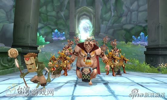 """01""""逆‧秘境洞窟""""的魔物们成群结队,大举来袭_台湾游戏网"""