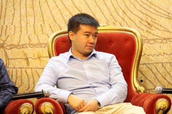 常州市创意产业基地管理委会副主任刘靓