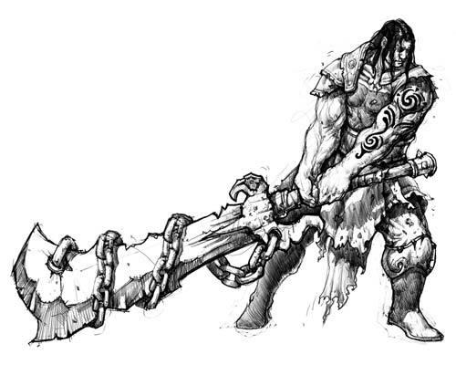 巨剑门傀儡