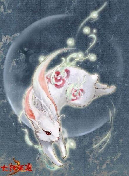 手工折纸玉兔步骤