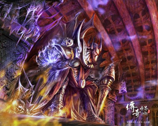 龙年喜气吉祥物《传奇世界》现神龙