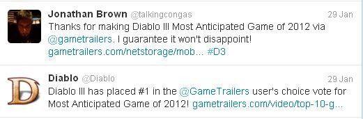 在twitter上Zarhym也对此表示游戏绝对不会让玩家失望