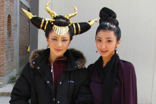 《仙境幻想》精灵女王洪紫琳出演新版西游记