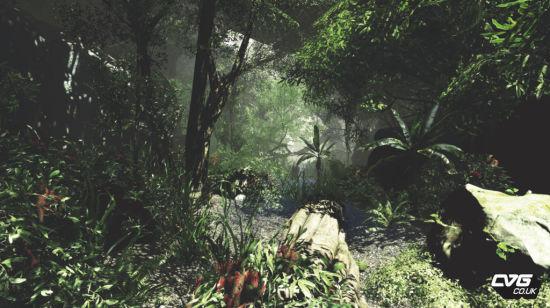 PS4实际游戏运行画面震撼曝光