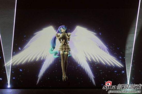 天使降临!