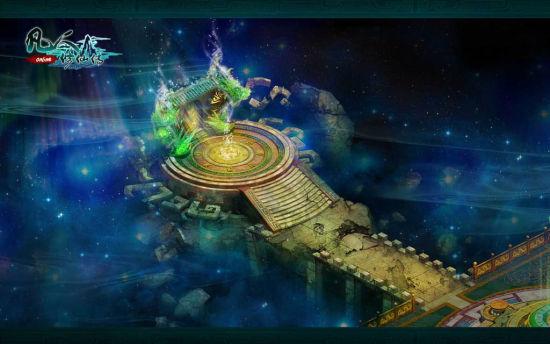 图4:《凡人修仙传》玄幻传送门
