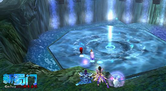 神圣的光明泉