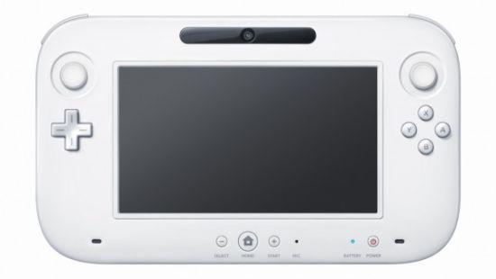 去年E3展展出的测试版Wii U平板控制器