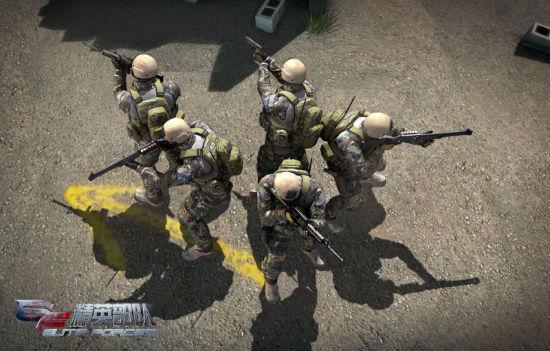 精良先进的单兵作战装备