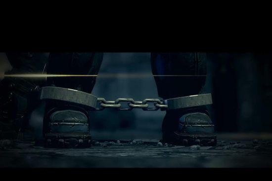 《战争机器:审判》预告片截图泄漏