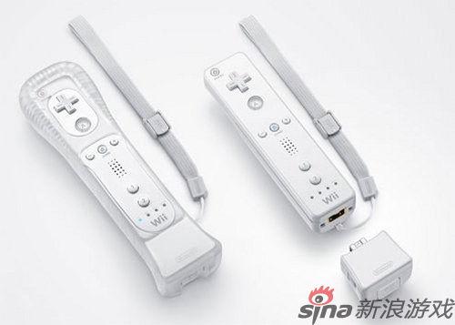 """Wii Motionplus是体感外设设备的代表,被称作""""Wii尾巴"""""""