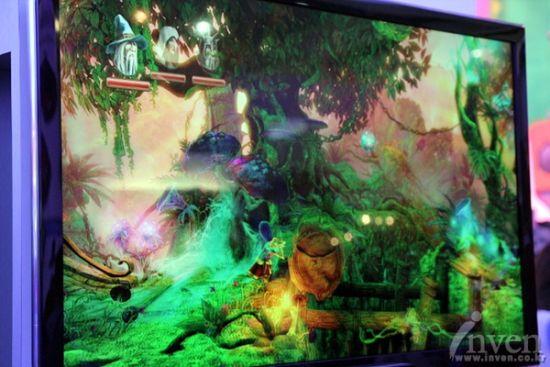 妹子与游戏齐飞 E3大展馆内精彩图集