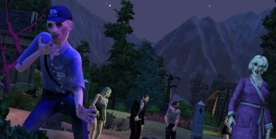 模拟人生3:邪恶力量
