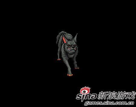 《恶魔召唤师》地狱猎犬