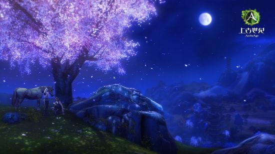 《上古世纪》等以技术提升为代表的MMORPG在视觉上堪称一流