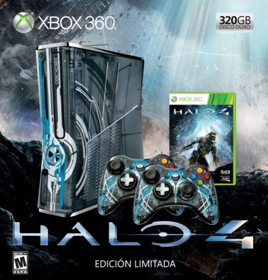 《光环4》限量版Xbox360