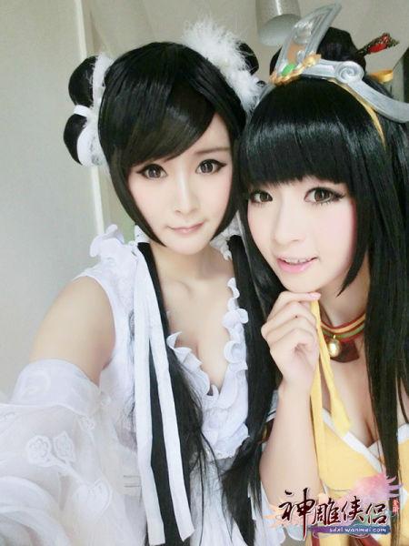 小龙女与郭襄你更喜欢哪个?