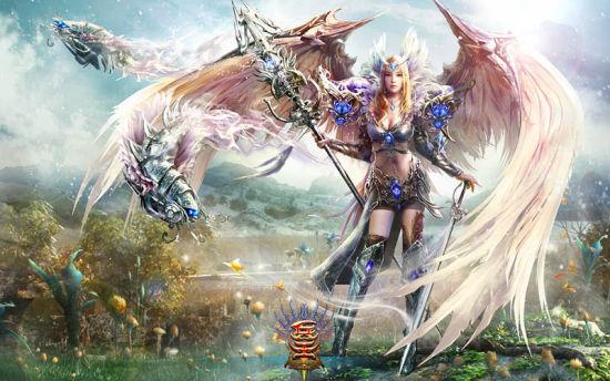 游戏背景取材自中国古代仙侠神话
