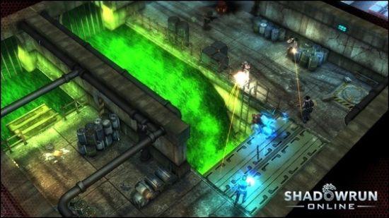 《暗影狂奔》游戏截图