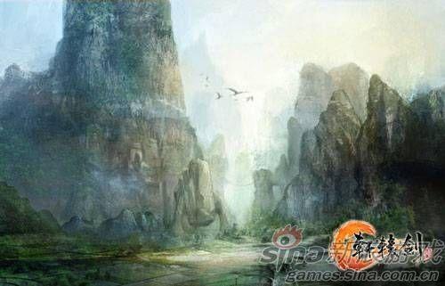 这部中文的经典RPG不但公布了最新作品《轩辕剑6》,也透露即将推出网游新作