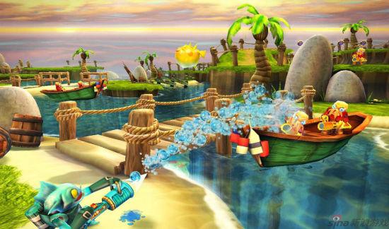 动视暴雪旗下新游戏《小龙斯派罗的大冒险》