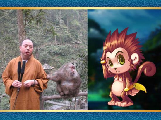 超可爱的天然呆小猴子 萌系玩家不要错过哦