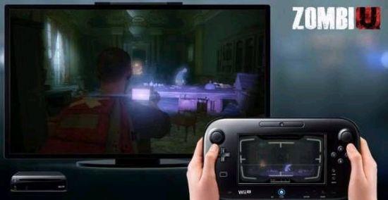 制作人表示Wii U控制器为恐怖生存游戏提供了更多潜能