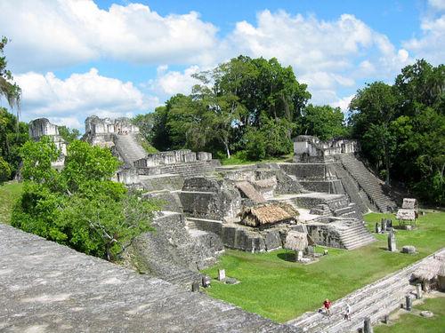 玛雅古文明遗迹