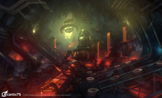 《洛克人OL》游戏设计图