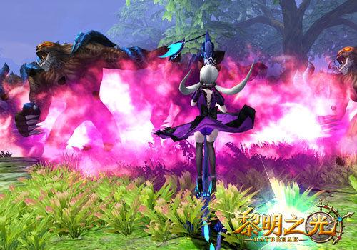 《黎明之光》全系视频捕捉视频曝光_动作游戏网页v视频年级一图片