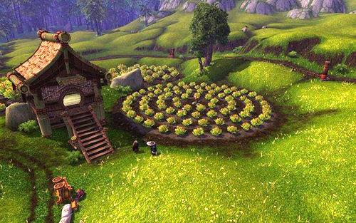 是的,你没看错,这是《魔兽世界》,不是《虚拟农场》