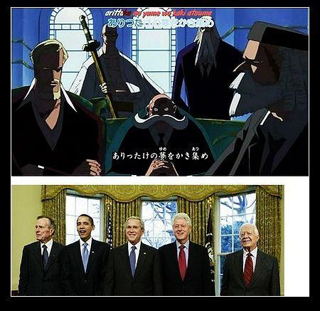 5老星――X国政府