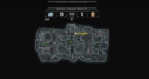 《使命召唤9》多人地图曝光