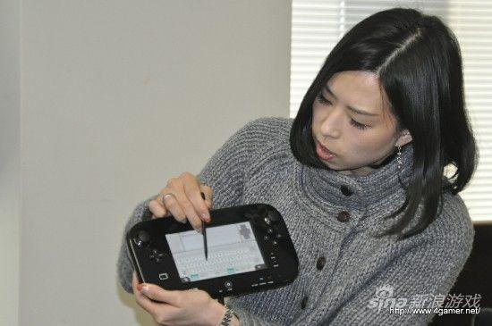 《怪物猎人3G高清版》制作人盐泽夏希演示游戏
