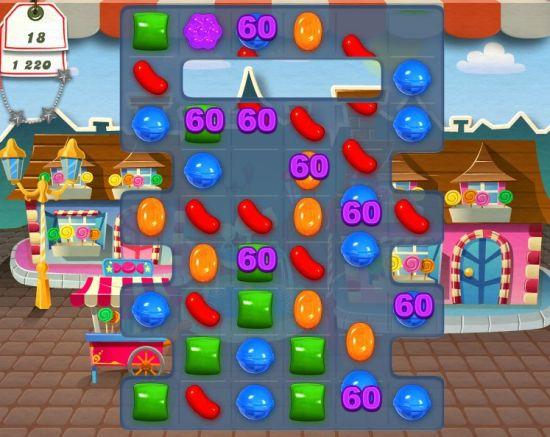 游戏,本作的目的就是让玩家在地图中不断挑战关卡,在不停的消除糖果