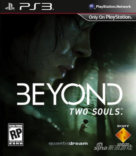 《Beyond:Two Souls》概念封面