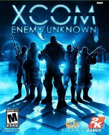 《XCOM:Enemy Unknown》封面