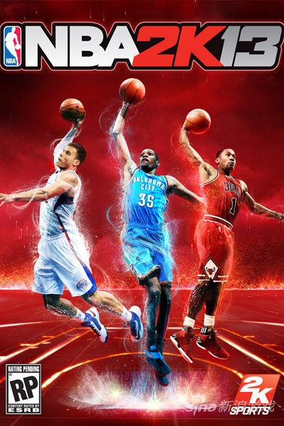 《NBA 2K13》封面