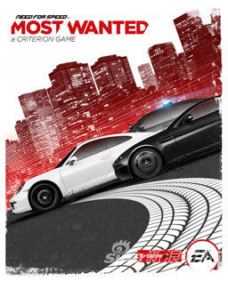 《Need for Speed:Most Watned》封面