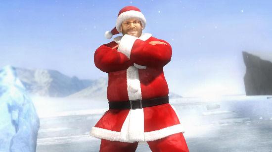小鹿乱撞!《死或生5》圣诞服装包全部公开 (7)