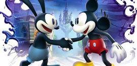 经典米奇2:双重力量Disney Epic Mickey 2 The Power of Two