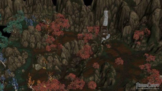 魔兽世界加入DotA模式 5.2新战场地图首曝