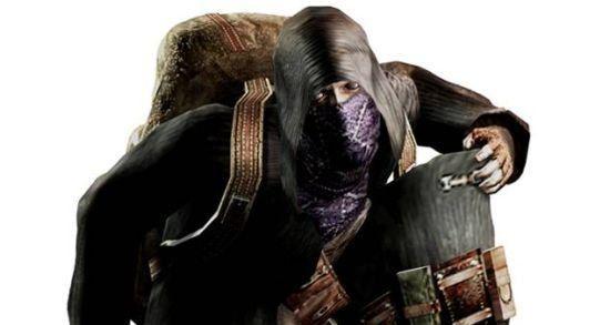 武器商人--《生化危机4》