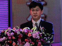 中国版协游戏工委秘书长刘杰华