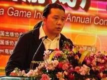 天神互动CEO朱晔