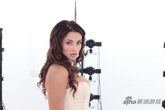 Cristina Valenzuela为《赛博朋克2077》担任动作捕捉