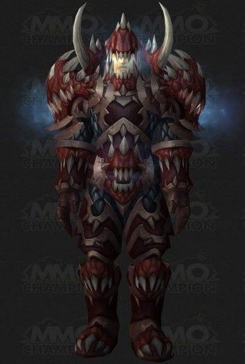 魔兽世界5.2死亡骑士T15套装公布