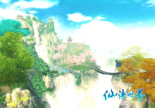 作为巨人旗下良心大作,《仙侠世界》以中国传统神话故事和民间传说
