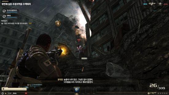 《Hounds》游戏截图