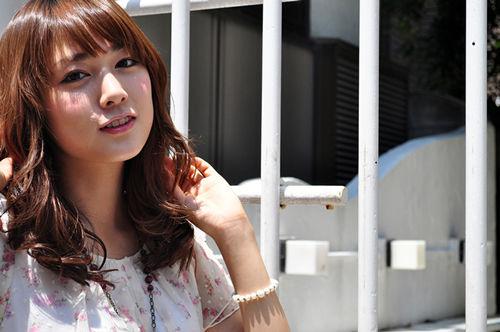 沉迷网球王子日本19岁花头爆瘦33公斤变系女生像少女图片头像好看侧面图片